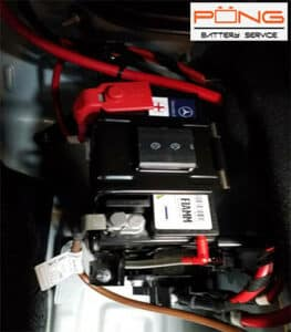 battery benz 8