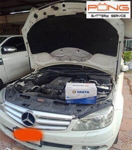 battery benz 6