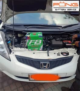 battery honda 6