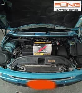 battery mini 4