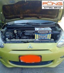 battery mitsubishi 3