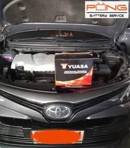 battery toyota 21